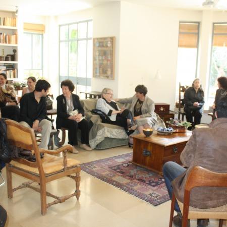 מפגש לכבוד פרישתה של פרופ' גלית חזן-רוקם 2014